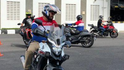 HOBI Bali Ikuti Pelatihan dan Coaching Safety Riding