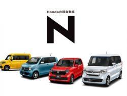 """Honda """"N"""" Series Terjual 3 Juta Unit"""