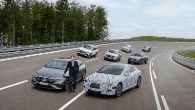 Mercedes-Benz Tengah Bersiap Beralih ke Elektrifikasi