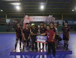 SMAN 1 Kuta Juara Honda ADV150 Futsal Cup 2019