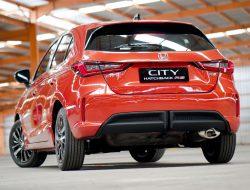 Honda City Hatchback RS  Raih Penghargaan Sebagai Best Driving Experiences
