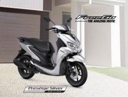 Baju Baru Yamaha FreeGo