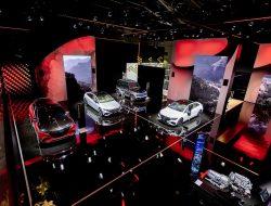Mercedes-Benz Pamerkan Barisan Mobil elektrik di IAA MOBILITY