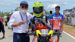 Bukti Busi Bekualitas, NGK MotoDX Menjadi Busi Resmi PON Papua 2021