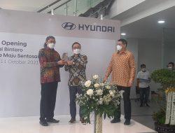 Hyundai Motors Indonesia Resmikan Dealer Hyundai Bintaro
